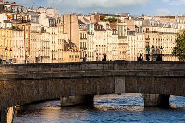 Ochtend in Parijs van Rob van Esch