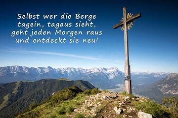 Berge neu entdecken von Andreas Müller