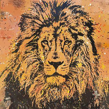 Leeuw van TRICHOPOULOS