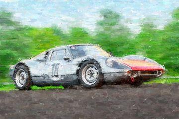 Porsche 904 GTS von Theodor Decker