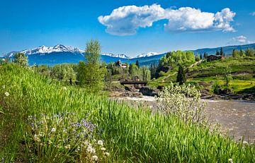 Moricetown, British Columbia, Canada van Rietje Bulthuis
