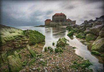 Fort Mahon Ambleteuse von Marcel van Balken