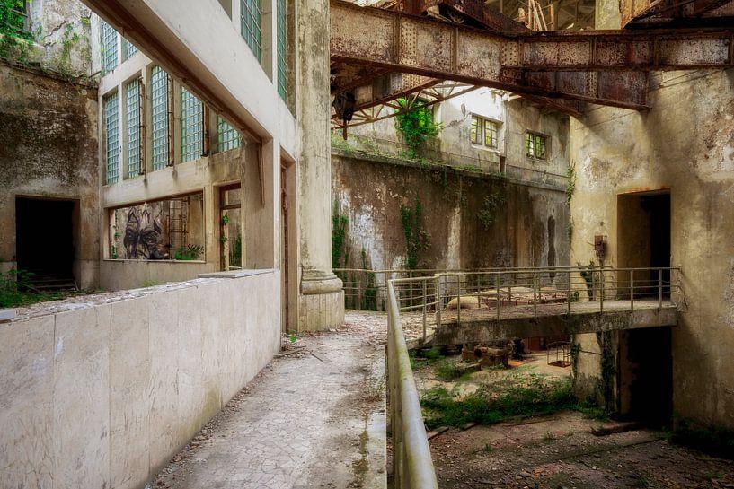 Fabrik Triebwerk 1 von Kirsten Scholten