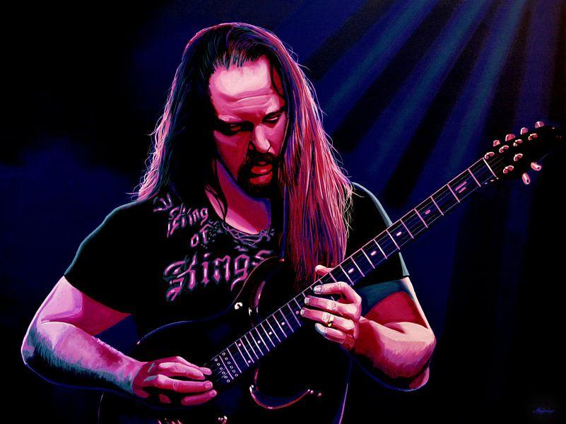 John Petrucci schilderij