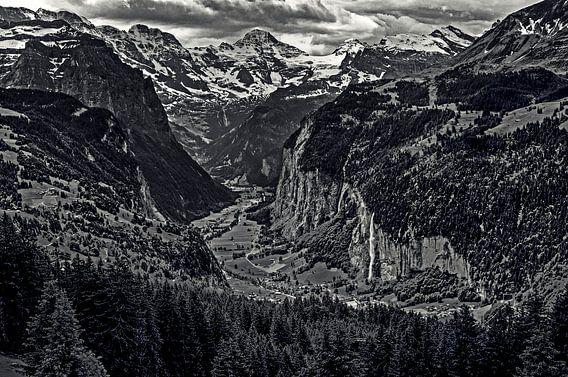 Lauterbrunnen valei