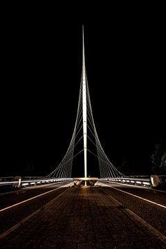 Calatrava Brug Hoofddorp sur Mario Calma