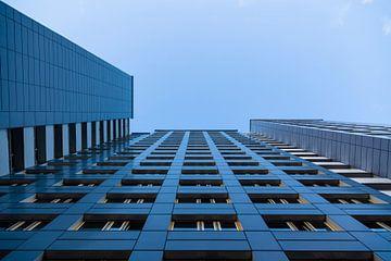 Wolkenkrabber van Sander Mulder