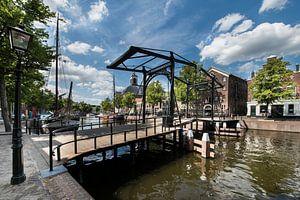 Taanbrug, Schiedam van