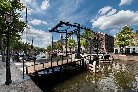 Taanbrug, Schiedam