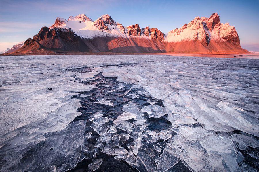 Ice Flow van Rudy De Maeyer