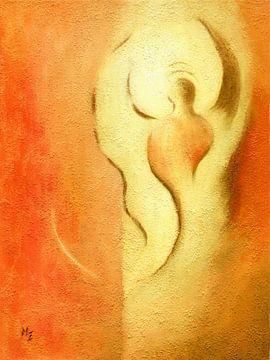 Engelen van creativiteit en sensualiteit - Angel Art van