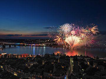 Vier Tage Feuerwerk ! von Lex Schulte