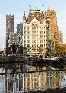 Witte Huis in Rotterdam van