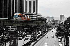 Monorail - Kuala Lumpur