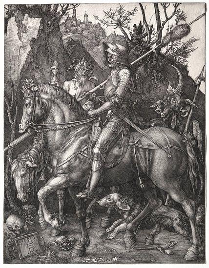 Ridder, de Dood en de Duivel