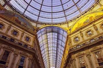 Galleria Vittorio Emanuele II van Patrick Lohmüller