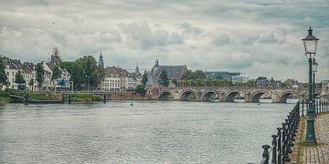 Maastricht en Sint Servaasbrug