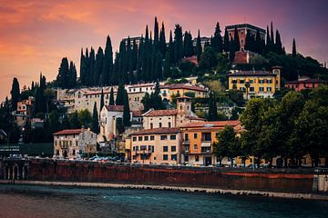 Verona - Castel San Pietro sur