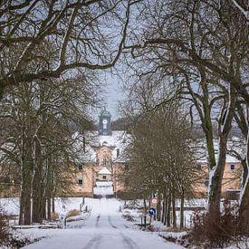 Winterallee am Gut Beberbeck von Jürgen Schmittdiel Photography