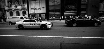 NYPD ! von Maarten De Wispelaere