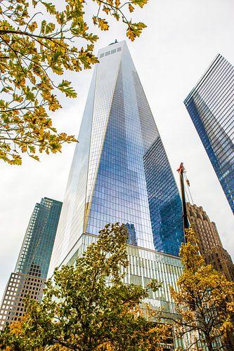 Freedom Tower, WTC, New York van