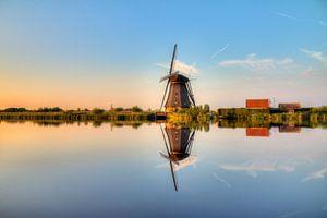 Kinderdijk reflectie