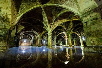 Ondergrondse cisterne van videomundum