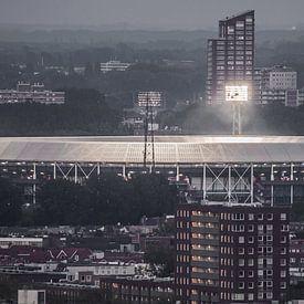 Feyenoord Stadion 20 sur John Ouwens