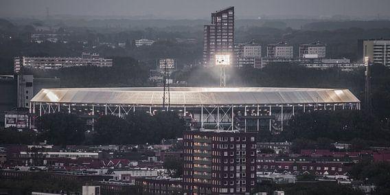 Feyenoord Stadion 20 von John Ouwens