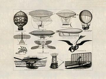 Aviation Historique sur Andrea Haase