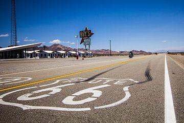 Route 66, California von Marieke e