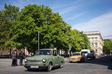 Trabant van Eriks Photoshop by Erik Heuver