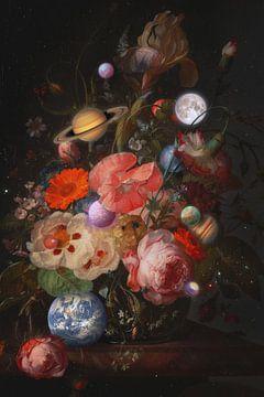 Bouquet of Planets von Jonas Loose