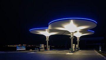 Tankstation van nol ploegmakers