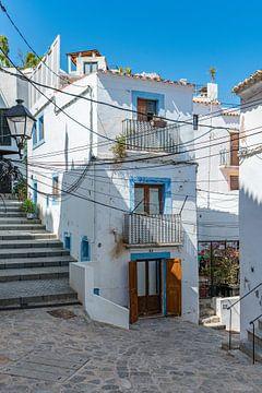 Ibiza-Stadt Dalt Vila von Jan van Suilichem