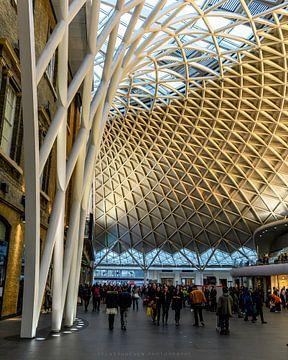 Bienvenue à Kings Cross, Londres, Royaume-Uni sur TPJ Verhoeven Photography