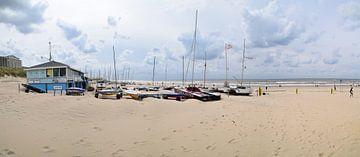 Zeilclub Noordwijk aan Zee Nederland van Hendrik-Jan Kornelis