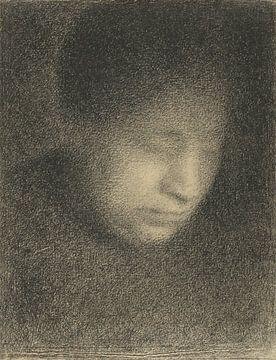 Georges Seurat, Madame Seurat, die Mutter - 1883