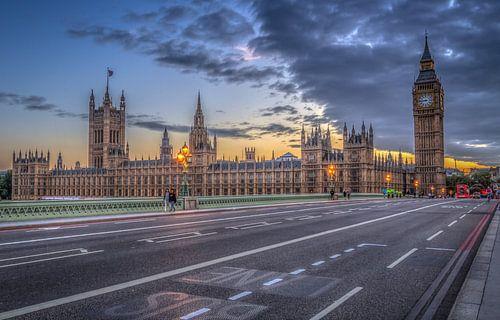 Houses of Parliament van