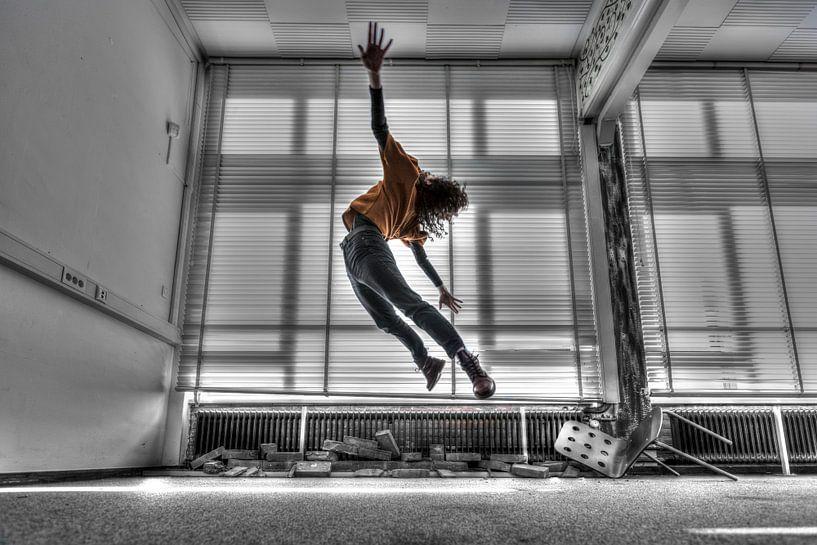 Tanz - Tänzer - Tänzerin von Bob Karman