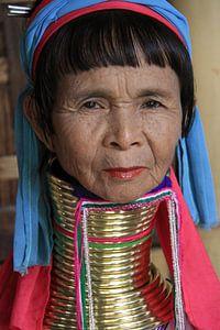 Palaung vrouw