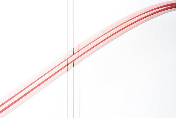 Red Lines 2 van Cor Ritmeester