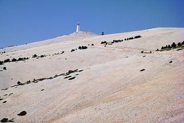 Mont Ventoux - De Kale Berg sur R. de Jong