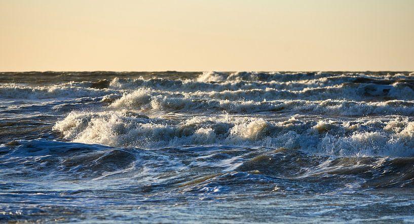 De zee van Sjoerd van der Hucht