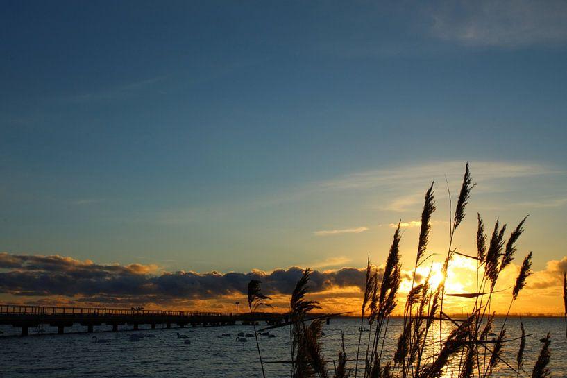 Sonnenaufgang van Ostsee Bilder