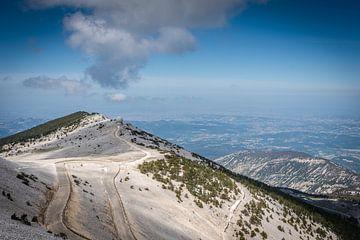 Mont Ventoux, Frankrijk van