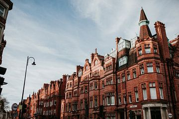 Der Londoner Stadtteil Belgravia | Farbenfrohe Fotografie von Trix Leeflang