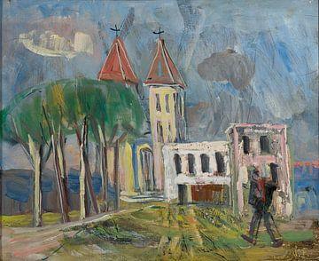 Ernesto de Fiori-Die Kirche