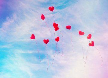 Hearts V   von Shirley Brandeis