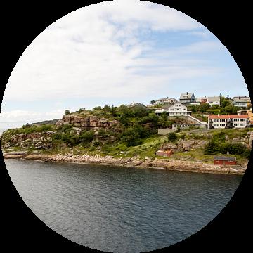 Kristiansund, Noorwegen van Marie-Christine Alsemgeest-Zuiderent